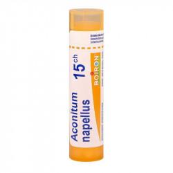 ACONITUM NAPELLUS BOIRON 15CH tube-granules