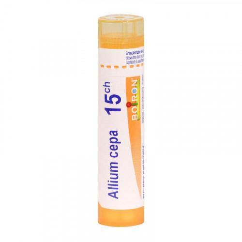 ALLIUM CEPA BOIRON 15CH tube-granules