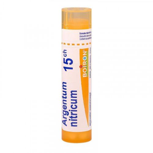 ARGENTUM NITRICUM BOIRON 15CH tube-granules