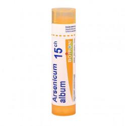 ARSENICUM ALBUM BOIRON 15CH tube-granules