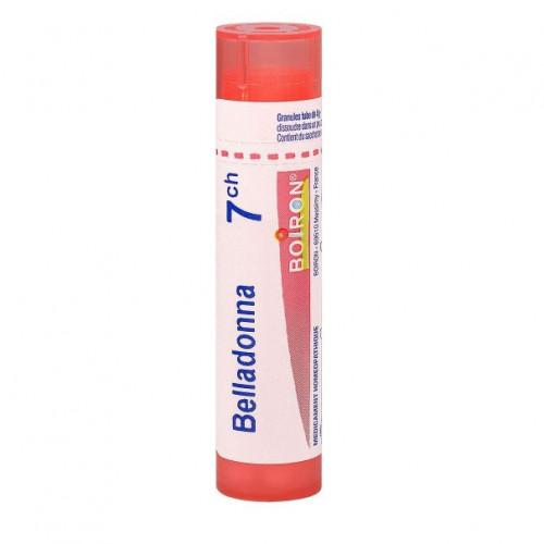BELLADONNA BOIRON 7CH tube-granules