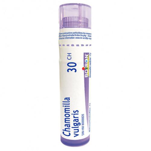 CHAMOMILLA VULGARIS BOIRON 30CH tube-granules