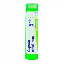 CUPRUM METALLICUM BOIRON 5CH tube-granules