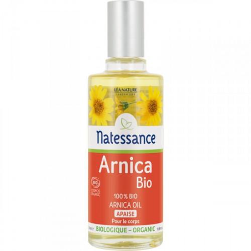 Natessance Huile d'Arnica Bio 50 ml