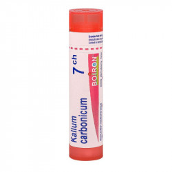 KALIUM CARBONICUM BOIRON 7CH tube-granules