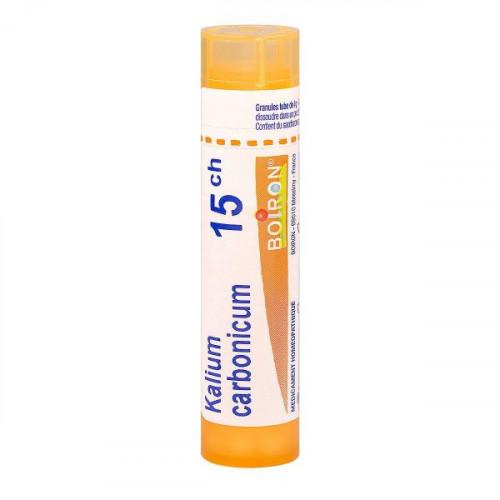 KALIUM CARBONICUM BOIRON 15CH tube-granules