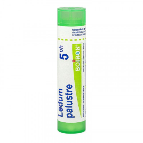 LEDUM PALUSTRE BOIRON 5CH tube-granules