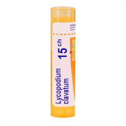 LYCOPODIUM CLAVATUM BOIRON 15CH tube-granules