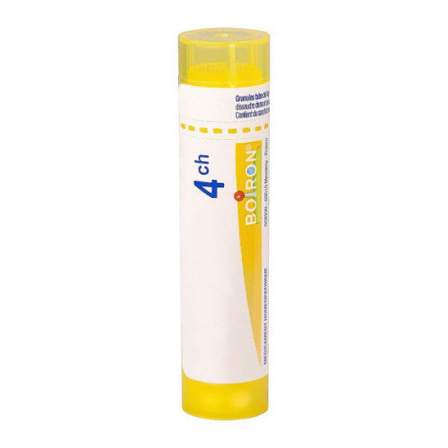 NATRUM MURIATICUM BOIRON 4CH tube-granules