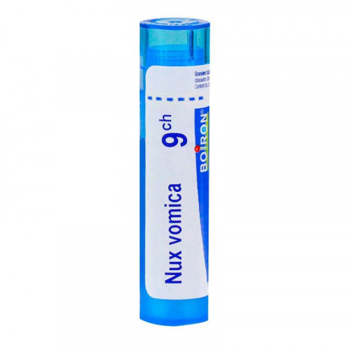 NUX VOMICA BOIRON 9CH tube-granules
