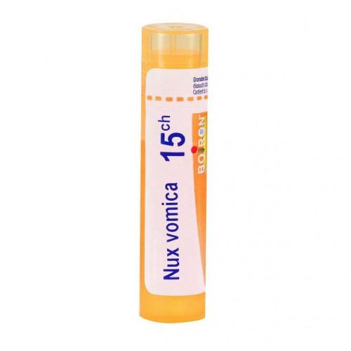 NUX VOMICA BOIRON 15CH tube-granules