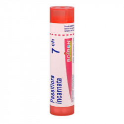PASSIFLORA INCARNATA BOIRON 7CH tube-granules