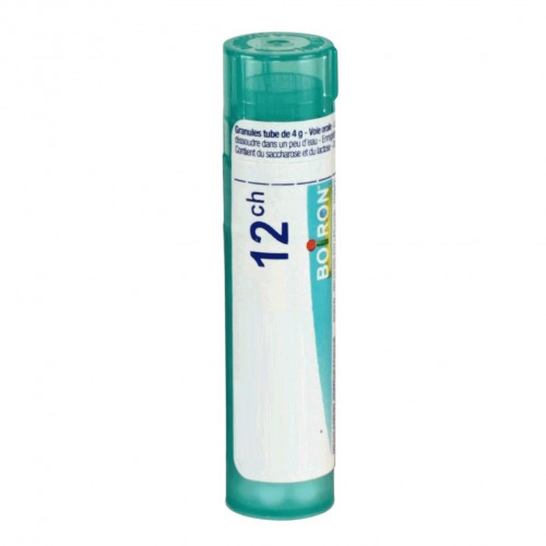 PULSATILLA BOIRON 12CH tube-granules