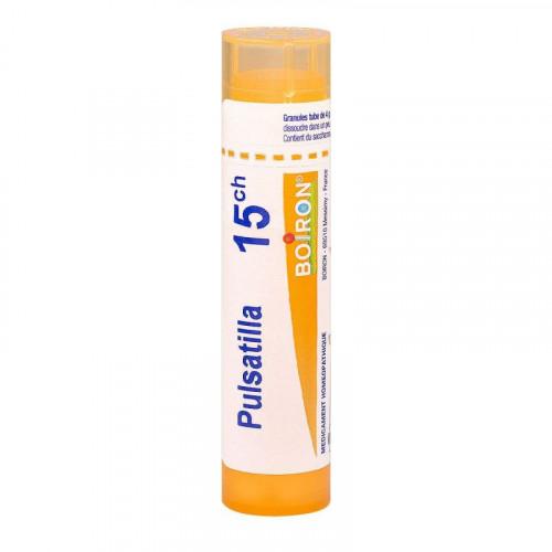 PULSATILLA BOIRON 15CH tube-granules