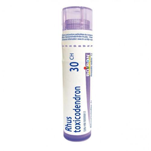 RHUS TOXICODENDRON BOIRON 30CH tube-granules