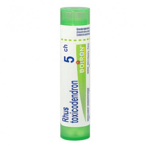 RHUS TOXICODENDRON BOIRON 5CH tube-granules