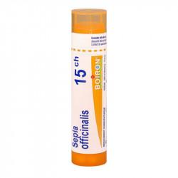 SEPIA OFFICINALIS BOIRON 15CH tube-granules