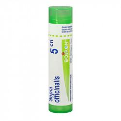 SEPIA OFFICINALIS BOIRON 5CH tube-granules