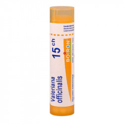 VALERIANA OFFICINALIS BOIRON 15CH tube-granules