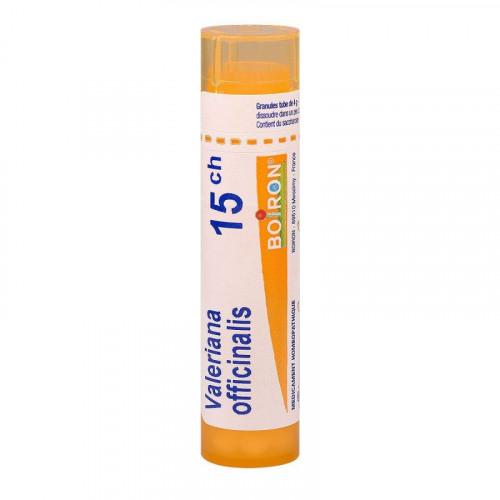VALERIANA OFFICINALIS BOIRON 15CH tube-granules