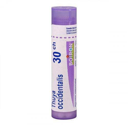 THUYA OCCIDENTALIS BOIRON 30CH tube-granules
