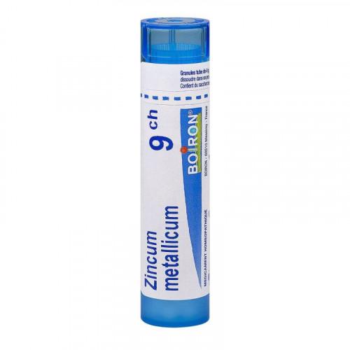 ZINCUM METALLICUM BOIRON 9CH tube-granules