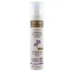 Cattier Nectar Éternel Soin Riche Anti-Âge Lissant 50 ml