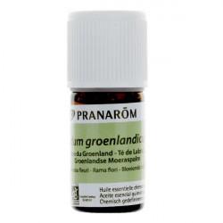 Pranarom huile essentielle Lédon du groenland Bio 5 ml