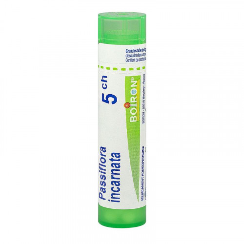 PASSIFLORA INCARNATA BOIRON 5CH tube-granules