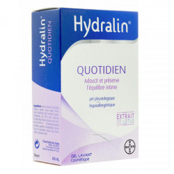 Hydralin Quotidien gel lavant 100 ml