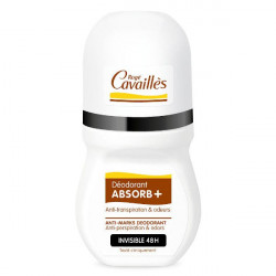 Rogé Cavaillès Absorb+ Déordorant Invisible Roll'On 50 ml