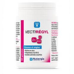 Nutergia Vectirégyl 60 Gélules