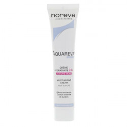 Noreva Aquareva Crème Hydratante Texture Riche 24h 40 ml