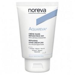 Noreva Aquareva Crème Mains Réparatrice 24H 50 ml
