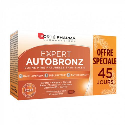 FORTE PHARMA EXPERT AUTOBRONZ 45 CAPSULES SOLAIRE