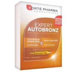 Forté Pharma Expert Autobronz 30 Ampoules
