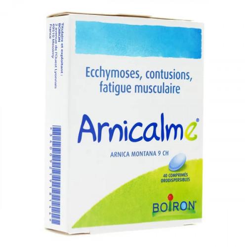 Arnicalme Boiron 40 comprimés orodipersibles