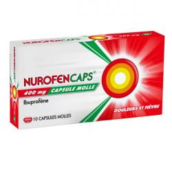 Nurofen Caps 400 mg 10 capsules