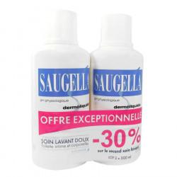 SAUGELLA DERMOLIQUIDE LOT DE 2 X 500 ML