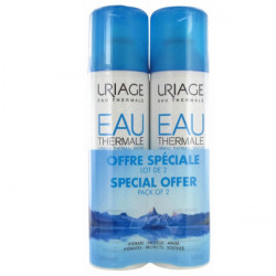 Uriage Spray d'eau thermale hydratante 2 x 300 ml