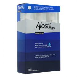 Alostil Minoxidil 5% mousse 3 x 60g