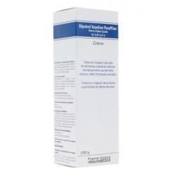 Glycérol Vaseline Paraffine Pierre Fabre crème 250 g