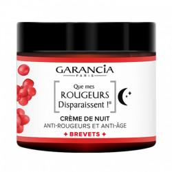 GARANCIA QUE MES ROUGEURS DISPARAISSENT CRÈME DE NUIT ANTI-ROUGEURS + ANTI-AGE 50 ML