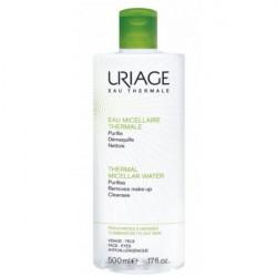 Uriage Eau Micellaire Thermale Peaux Mixtes à Grasses 500 ml