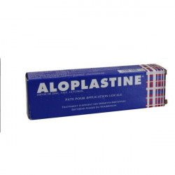 ALOPLASTINE, pâte pour application locale, tube de 90 g
