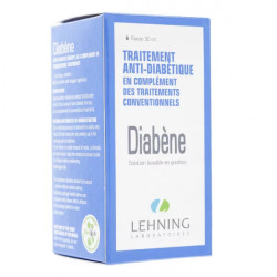 Lehning Diabène solution buvable 30 ml