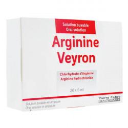 Arginine Veyron 20 ampoules