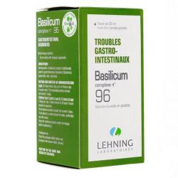 Lehning Basilicum Complexe n°96 solution buvable en gouttes 30 ml