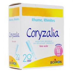 Boiron Coryzalia 20 unidoses