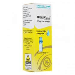 Allergiflash collyre flacon 5 ml